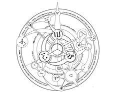 Ultimate Transmutation Circle by zaints