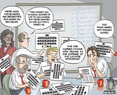 By Graeme MacKay, Editorial Cartoonist, The Hamilton Spectator – Tuesday November 2015 How Justin Trudeau picked his new cabinet Memo to Liberal MPs: If you're still waiting for Justin Tru… November 3, Justin Trudeau, Guinea Pigs, Dog Owners, Tuesday, Passport