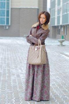 MICHAEL Michael Kors Rhea Medium Mosaic Patchwork Denim Backpack