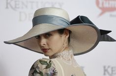 Kentucky Derby Photos: Infield Party, Grandstand Hats, Celebrities Make Churchill Downs Scene