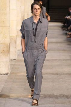 Hermès Spring 2014 Men's Collection Más