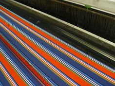 Cotton fabric manufacturing for Nuppuart / Puuvillakankaan valmistus Nuppuartille Textile Design, Textiles, Fabrics, Textile Art