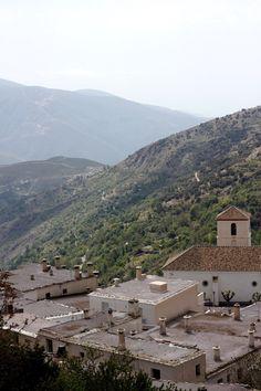 Las Alpujarras - Topsy Turvy Tribe