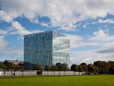 Biblioteca da Universidade de Aberdeen.