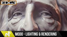 Tutorial - Lighting and Rendering a Portrait in Modo