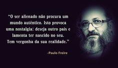 Paulo Freire – preciso.