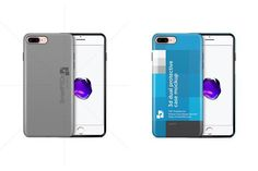 iPhone 7 Plus3d Dual Protective Case. Product Mockups. $25.00