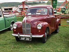 Austin A40 Devon Pikap.