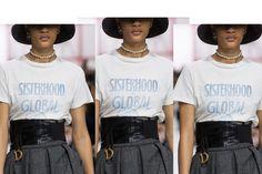 Strikkeoppskrift: Camilla Pihls Mari-genser   ELLE Norge Isabel Marant, Paris Fashion, Balmain, Hermes, Smoking, Chloe, Dior, Saint Laurent, Louis Vuitton