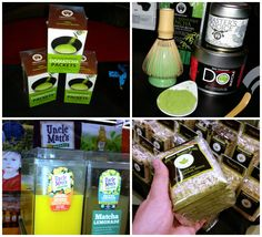Matcha is the new sexy girl in class - Top Trends from Natural Products Expo 2015