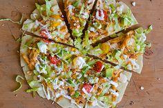 Arepa Pizza - Genius