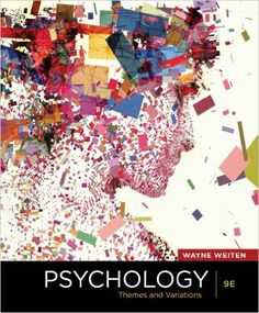 14 best psychology images on pinterest in 2018 test bank for psychology themes and variations 9th edition weiten applied psychologypsychology booksthis book fandeluxe Choice Image