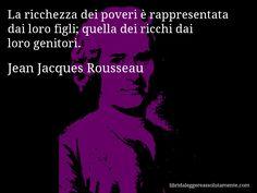 Cartolina con aforisma di Jean Jacques Rousseau (20)