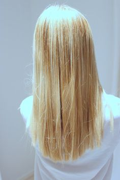 mörka slingor i blont hår - Sök på Google