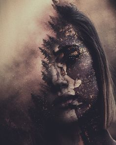 Exposure Photography, Dark Photography, Dark Fantasy Art, Dark Art, Arte Cholo, Exposition Photo, Arte Obscura, Arte Horror, Digital Art Girl