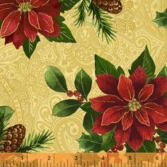 Christmas Peace, 35439M-1, Windham Fabrics