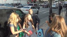Maddie Ziegler and her sister at Reality TV Awards @maddieziegler