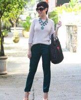 Hoje Vou Assim OFF | Women´s Fashion Style Inspiration - Moda Feminina Estilo Inspiração - Look - Outfit