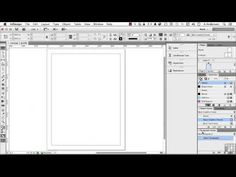 Creating eBooks Tutorial   Setting Up An InDesign Template