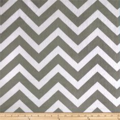 (LIVING ROOM FLEECE THROW - TOP);; Minky Cuddle Mini Chevron Charcoal/Snow from @fabricdotcom  This Minky Cuddle Chevron fabric has an extremely soft 3mm pile that's perfect for baby accessories, blankets, throws, pillows and stuffed animals.
