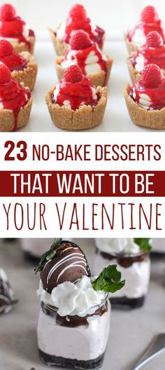 23 No-Bake Desserts That Want To Be Your Valentine www.buzzfeed.com/