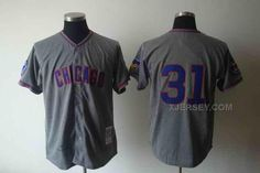 http://www.xjersey.com/cubs-31-greg-maddux-grey-mn-jersey.html CUBS 31 GREG MADDUX GREY M&N JERSEY Only 32.17€ , Free Shipping!