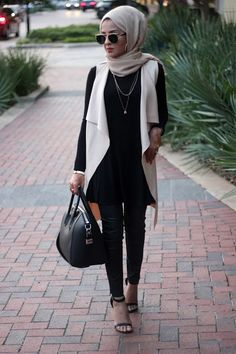 Sincerely Maryam: City Chic in FAUX More