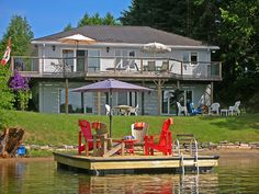 Beech Lake 5 cottage rental is located in Haliburton Highlands, Ontario. This cottage is not far from trails (cross country, and snowmobiles) and Sir Sam's Ski area. The cottage will sleep 6 and features a rec room with a wood burning stove. Cottage Rentals, Snowmobiles, Highlands, Cross Country, Wood Burning, Ontario, Stove, Skiing, Sleep