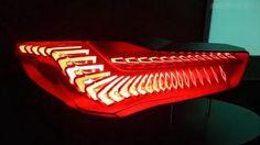 #BMW muestra sus nuevos faros traseros OLED
