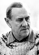 """The Nobel Prize in Literature 1973 was awarded to Patrick White """"for an epic and psychological narrative art which has introduced a new continent into literature"""". Writers And Poets, Writers Write, Alfred Nobel, Prix Nobel, Short Novels, Nobel Prize In Literature, Eye Of The Storm, People Of Interest, English Literature"""