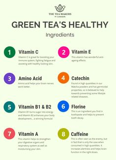 Green Tea Drinks, Green Teas, Health Chart, Green Tea Benefits, Anxiety Treatment, Health And Beauty Tips, Healthy Life, Healthy Detox, Eating Healthy