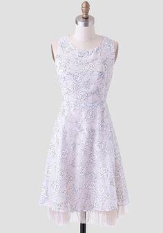 A Rose In Bloom Printed Dress at #Ruche @Ruche $44.99