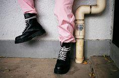 Street Style. Japan. Via Droptokyo.com  menswear mnswr mens style mens fashion fashion style streetstyle