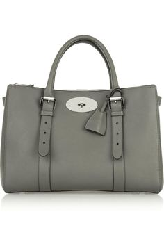 Love the Mulberry The Bayswater leather tote on Wantering | Lustworthy Bags | V