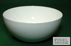 FINEL-FINLAND-White-enamel-bowl (what a prefect photo!!)