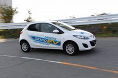 Mazda Demio EV