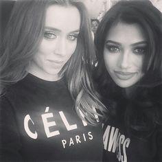 Una and Vanessa ♡