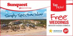 Simply Spectacular: IBEROSTAR Hotels & Resorts English---> http://www.sunquest.ca/en/iberostar-hotels-resorts-deals  - Farewell Event of Iberostar Chef on Tour at IBEROSTAR Grand Hotel Bavaro October 16, 2015  - FREE* weddings at the IBEROSTAR Hacienda Dominicus!