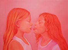"Juxtapoz Magazine - Jen Mann ""Sweet Nothing"" @ Cordesa Fine Art, Los Angeles"