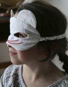 le masque de chat