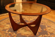 nice C.Table  1970s G-plan Astro coffee table