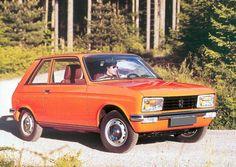 Peugeot 104 Coupé - 1973