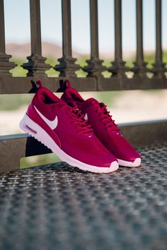 We're obsessed with the Air Max Thea from Nike®! This sleek, low-cut look means you'll be ready for the gym or the streets. Check out our full selection of colors & styles at Zappos.