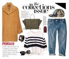"""""""Persun #10"""" by lali22 ❤ liked on Polyvore featuring Rochas, Balenciaga and persunmall"""