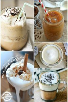 Easy Coffee Recipes for Busy Moms