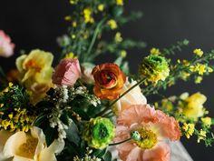 Benjamin Holtrop Photography; Moss Floral Design; Selva Floral