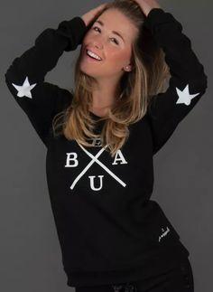Le Sweater BEAU - Noir