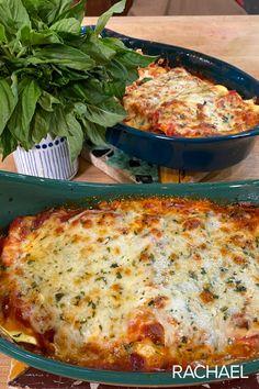 Yummy Pasta Recipes, Spinach Recipes, Casserole Recipes, Yummy Food, Cannelloni Recipes, Dutch Oven Recipes, Italian Recipes, Cooking Recipes