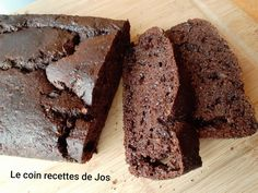 Bread Cake, I Foods, Bread Recipes, Banana Bread, Muffins, Deserts, Cacao, Chocolate, Healthy