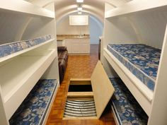 Get inspiration for your fallout shelter from these 14 solid underground bunkers. - Page 6